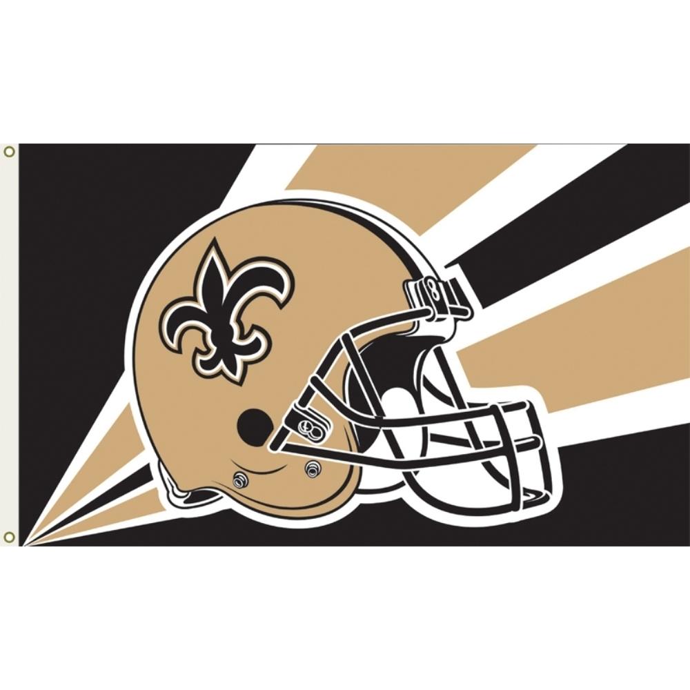 Buy Saints flags, New Orleans Saints flags, New Orleans Saints flag