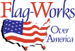 Flag-Works Over America Logo