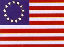 Betsy Ross Flag, Betsy Ross Flags