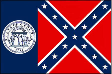 Georgia gay flag (U.S.)