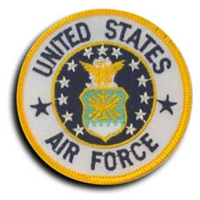 Militaire: Fredric Lee Crisman (1946) Military-usaf