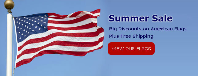 Summer Flag Sale