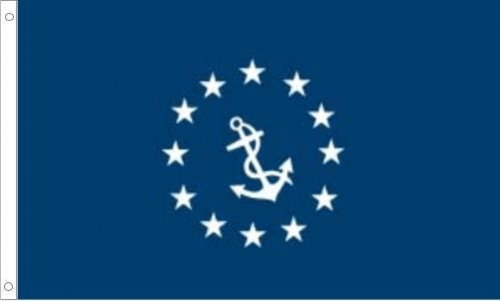 Commodore Officer Flag