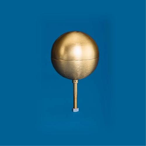 Gold Ball Finials