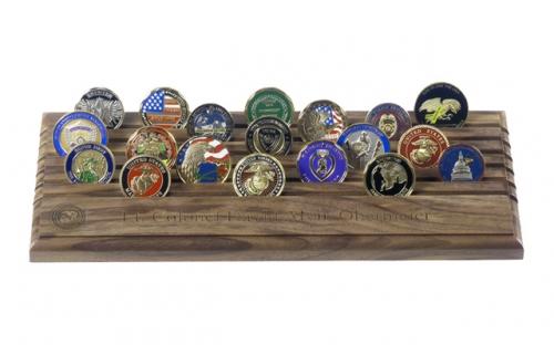 6-Row Coin Rack