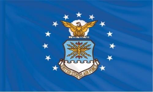 US Air Force Indoor & Parade Flags