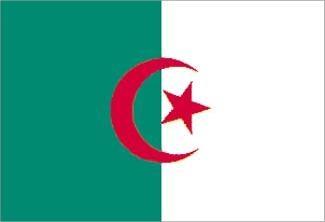Algeria, Algerian Flag