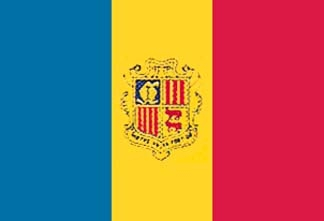 Andorra, Andorran  Flag