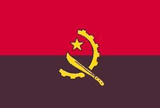Angola, Angolan Flag