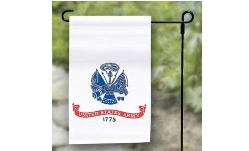 """12"""" x 18"""" Army Garden Flag"""