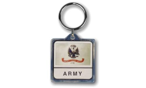 US Army Key Ring