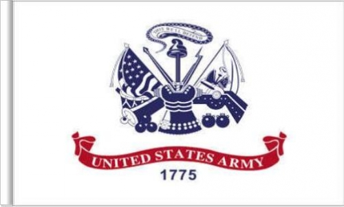 US Army Indoor & Parade Flags