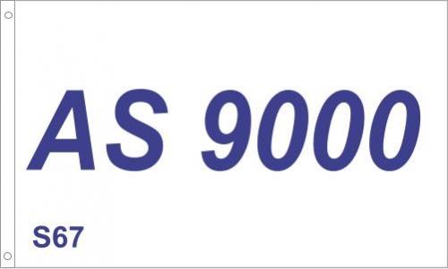 AS 9000 Flag
