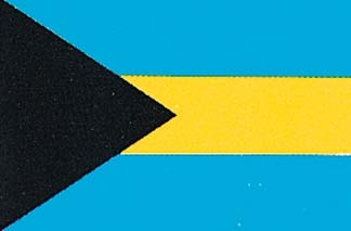 Bahamas, Bahamian Flag