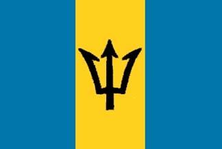 Barbados, Barbadian Flag