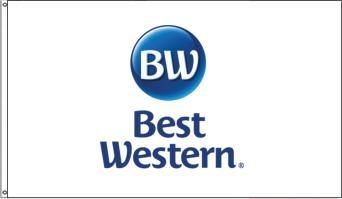 Best Western Hotel Flags