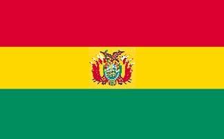 Bolivia, Bolivian Flag