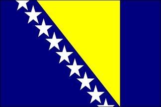 Bosnia Herzegovina, Bosnian Herzegovinian Flag