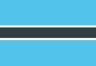 Botswana, Batswana Flag