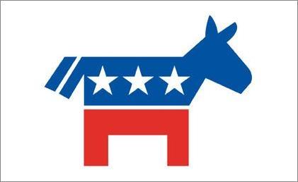 Democrat Flag