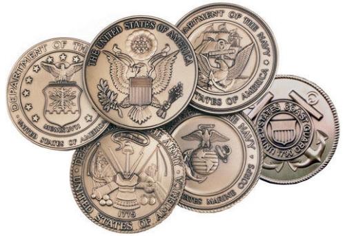 Brass Medallions