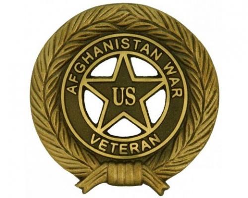 Afghanistan Bronze Grave Marker