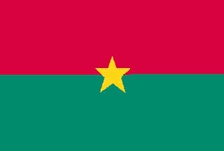 Burkina, Burkinabe Flag