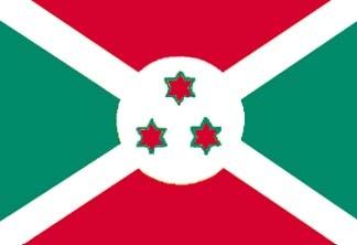 Burundi, Burundian Flag