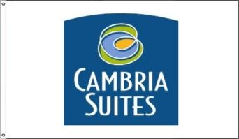 Cambria Suites Flags