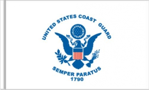 US Coast Guard Indoor & Parade Flags