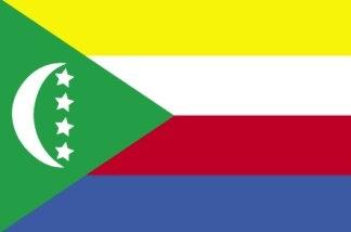 Comoros, Comorian Flag