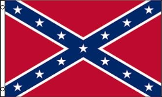 Confederate and Rebel Flags