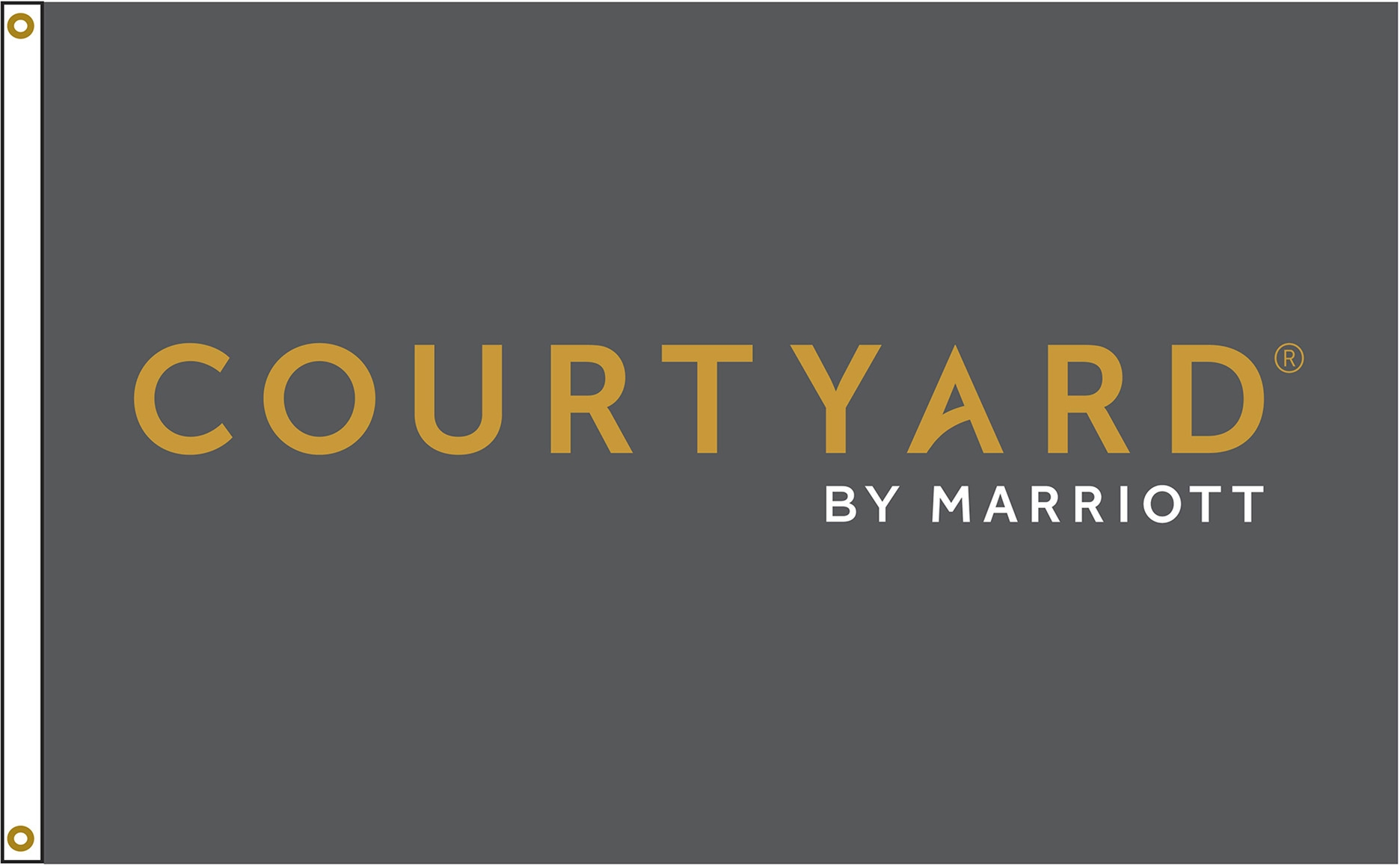 Courtyard Marriot Flag