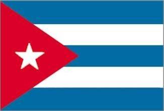 Cuba, Cuban Flag