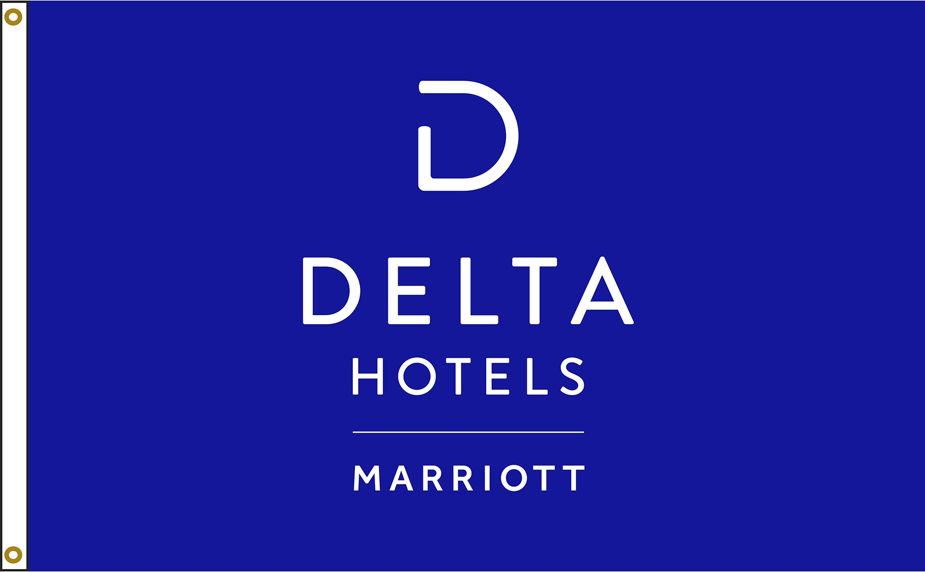 Delta Hotels Double-Face Flag
