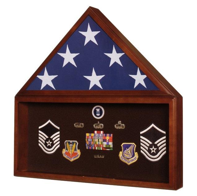 Flag & Memorabilia Case