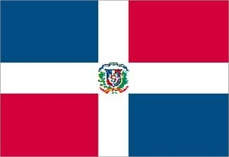 Dominican Republic, Dominican Flag