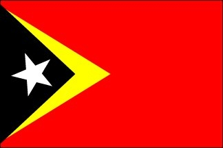 East Timor, East Timorese Flag
