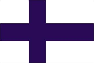 Finland, Finnish Flag