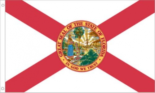 Florida State Flag, Nylon