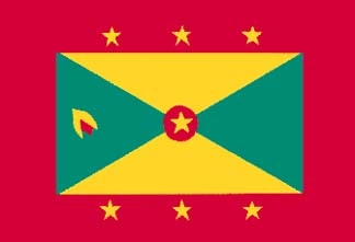 Grenada, Grenadian Flag