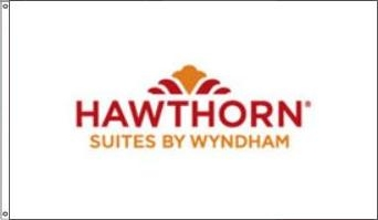 Hawthorn Suites Flags