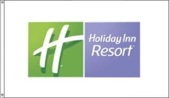 Holiday Inn Resort Flags
