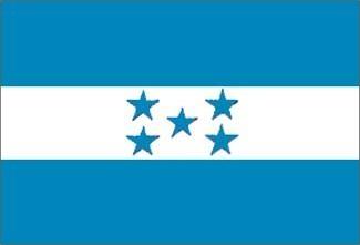 Honduras, Honduran Flag