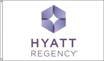Hyatt Regency White Flag