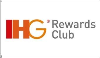 IHG Rewards Club Flags