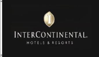 Intercontinental Hotel Flags