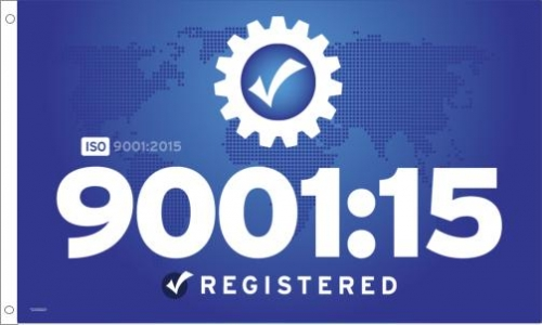 ISO 9001:15
