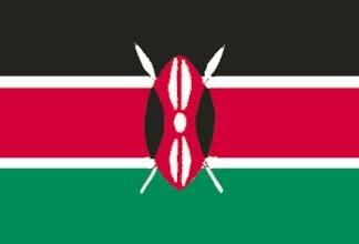 Kenya, Kenyan Flag