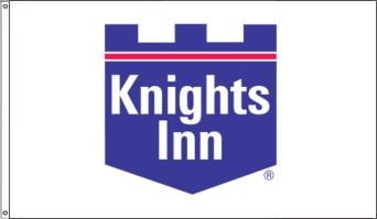 Knights Inn Flags